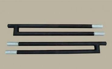 U型拐角硅碳棒